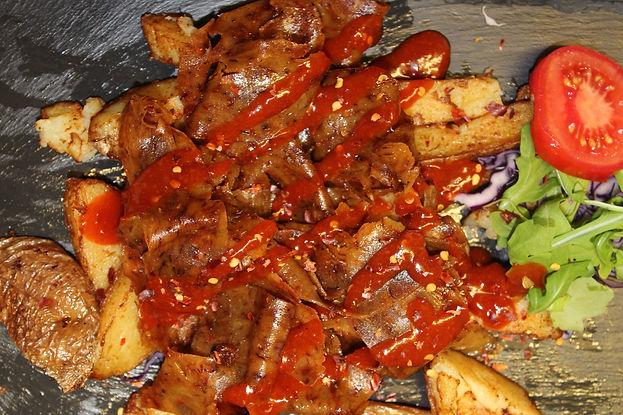 Hot Kebab and Chips 8.JPG