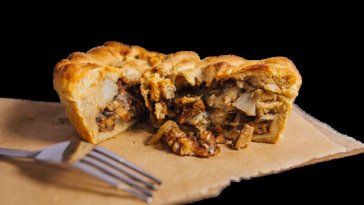 Posh Pies  - Vegan Meat & Potato Pies (2)