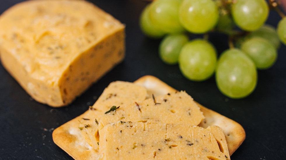 Vegan Herb de Provence Cheddar (Pack of 2)