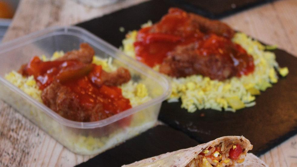 Vegan Weekly Ready Meals Hamper