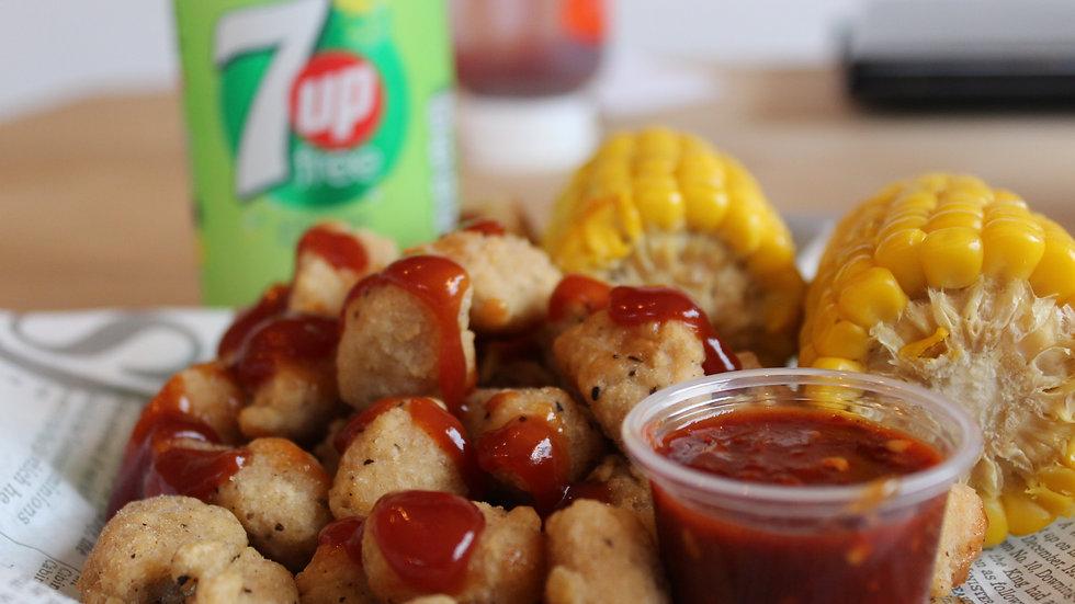 Vegan Southern Fried Chicken Pop Pops (Pack of 2)