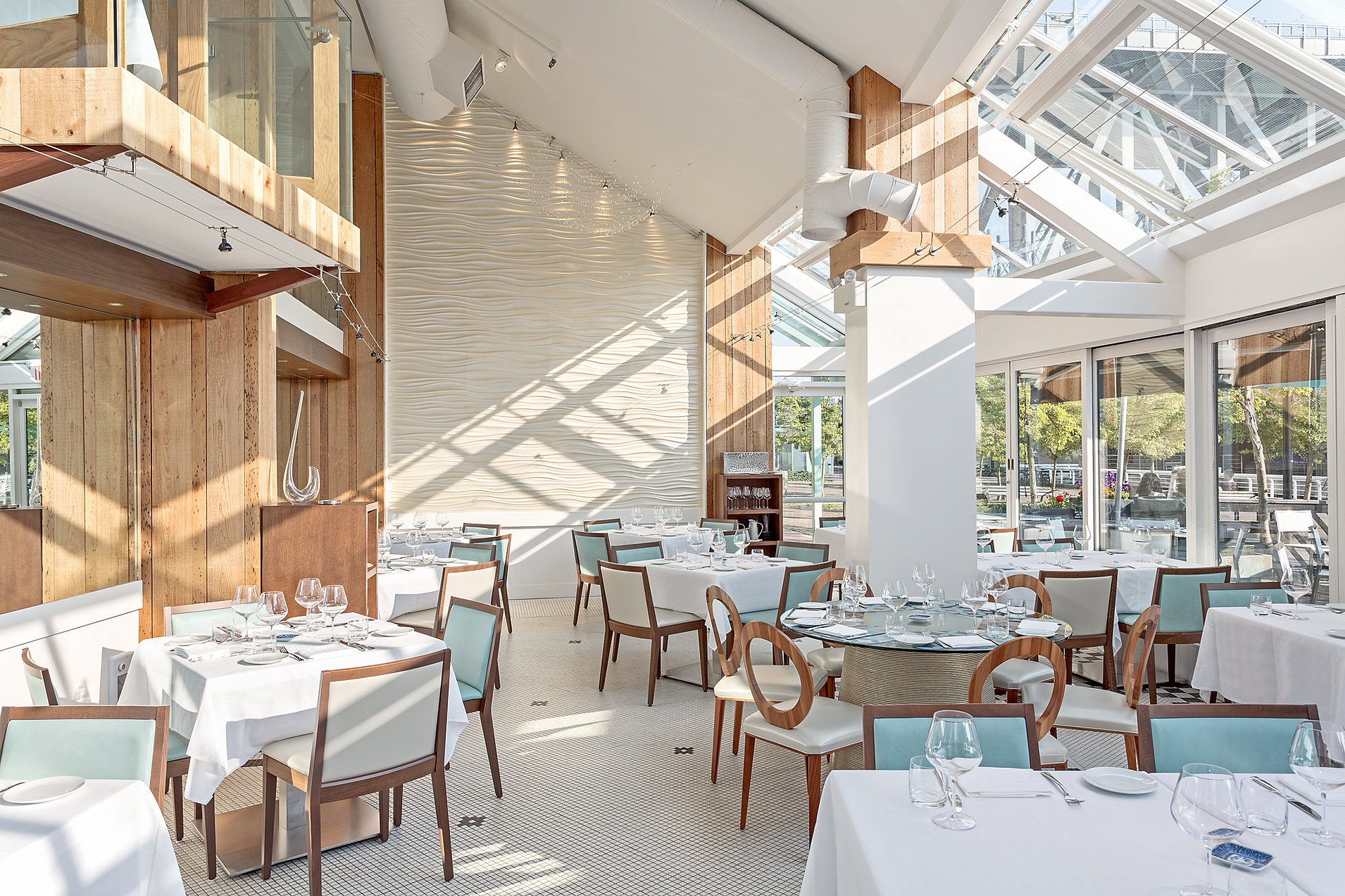 Ancora Waterfront Dining and Patio Vancouver