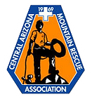 Central Arizona Mountain Rescue logo