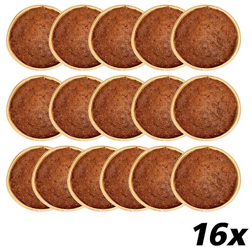 16 Kaneelkoeken + gratis verzending