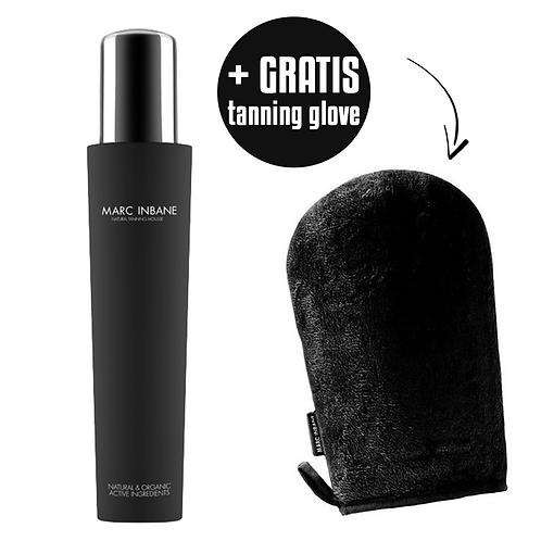 Natural Tanning Mousse + GRATIS Tanning Glove | Marc Inbane