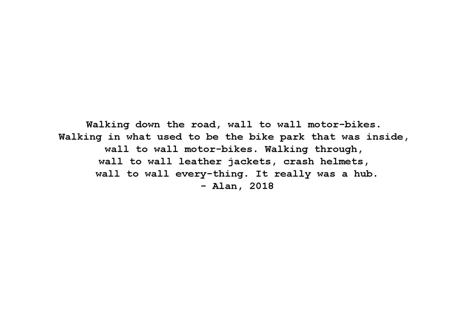 Alan, 2019