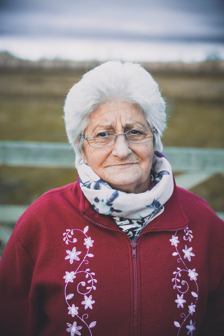 Nan at The Bungalow, 2016