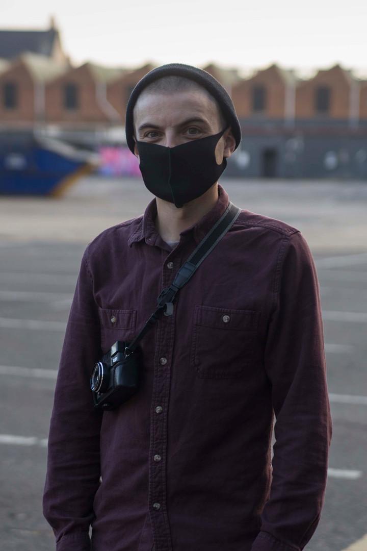 Aidan, Norwich Soup Movement, 2020