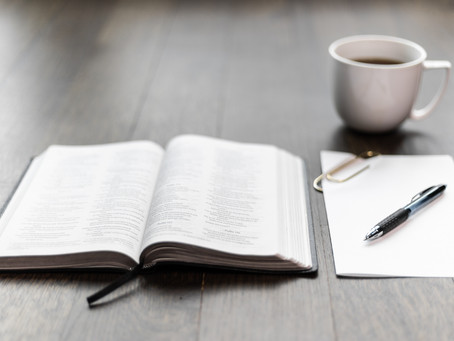 Colossians Devotional | The Study and Love of Christ