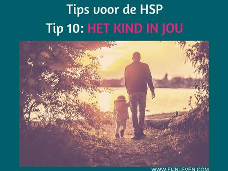 TIP 10: HET KIND IN JOU.