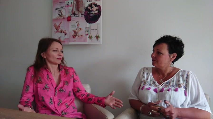 Interview met Elena Paplauskaite voor Vrouwen zoals jij en ik.
