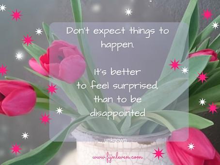 Jezelf zijn! Wat wordt er nu weer verwacht?!