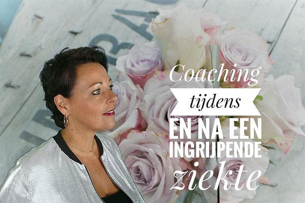 Coaching bij en na een ingrijpende ziekte.