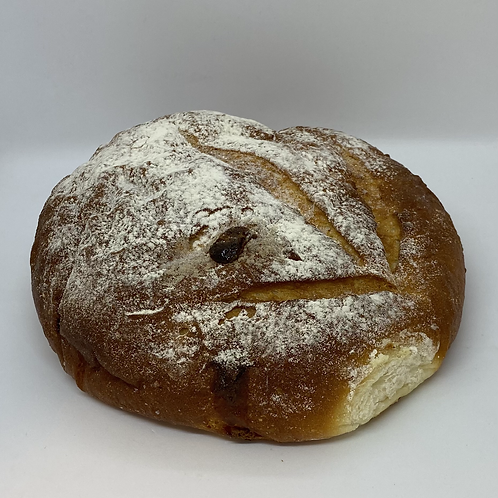 Lemon White Chocolate Bread