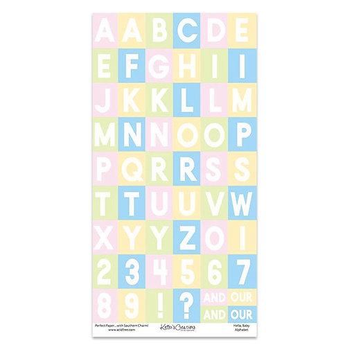 Hello, Baby Alphabet