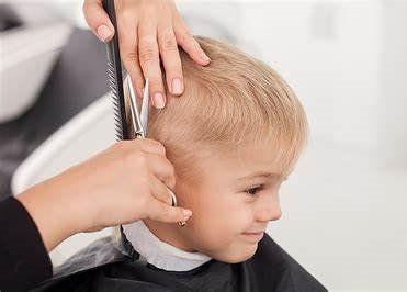 kid's boy hair cut ( under 12 age )