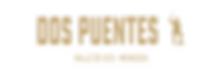 logo DOS PUENTES NUEVO oro.png