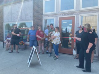 Colfax Business Spotlight & Ribbon Cutting: Posey and Jett's Wellness Boutique