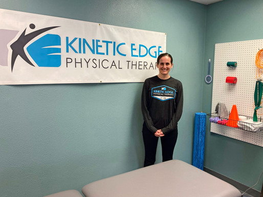 Colfax Business Spotlight: Kinetic Edge Physical Therapy!