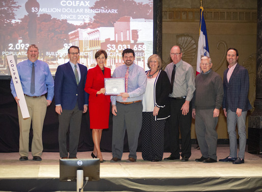 Colfax reaches $3M of private investment!