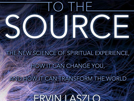 New Audiobook release for Reconnecting to the Source.