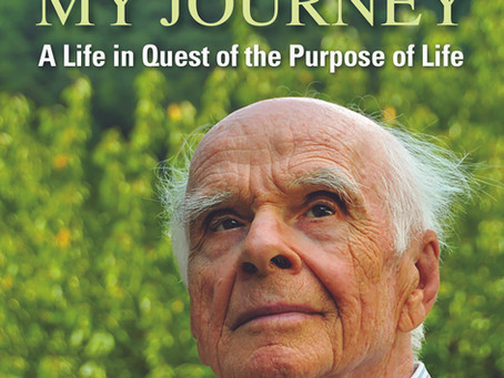 'My Journey' New book to be released by Ervin Laszlo