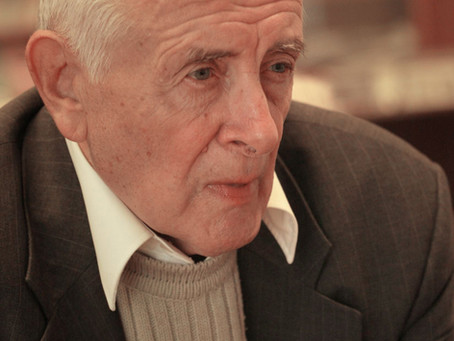 Elhunyt Vitányi Iván, a Budapest Klub alapító tagja