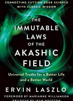 New book release by Ervin Laszlo!