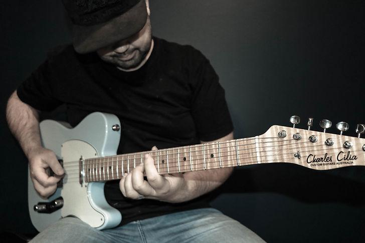 guitar teacher berwick melbourne guitarist sessions