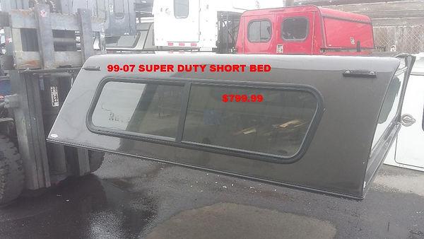 99-07 SUPER DUTY S B