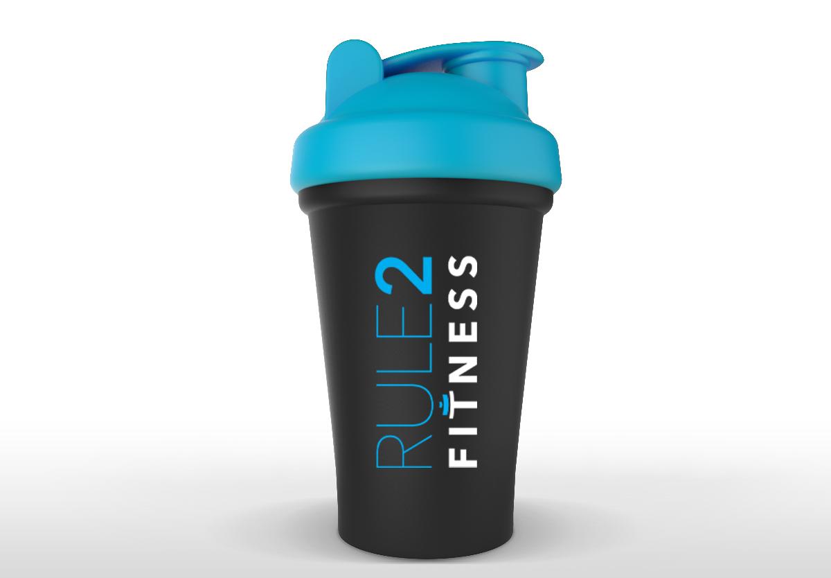 Rule2Fitness | Merchandise Design