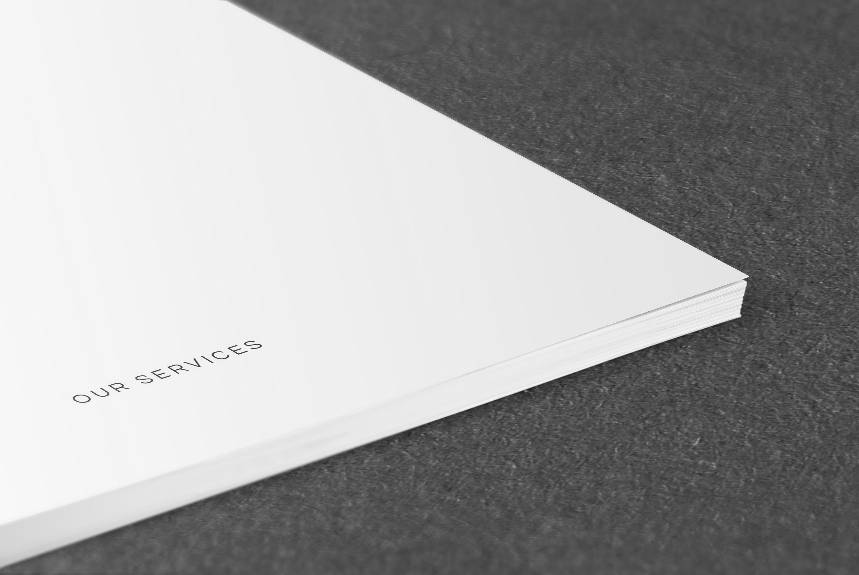 Agent Admin | Company Brochure