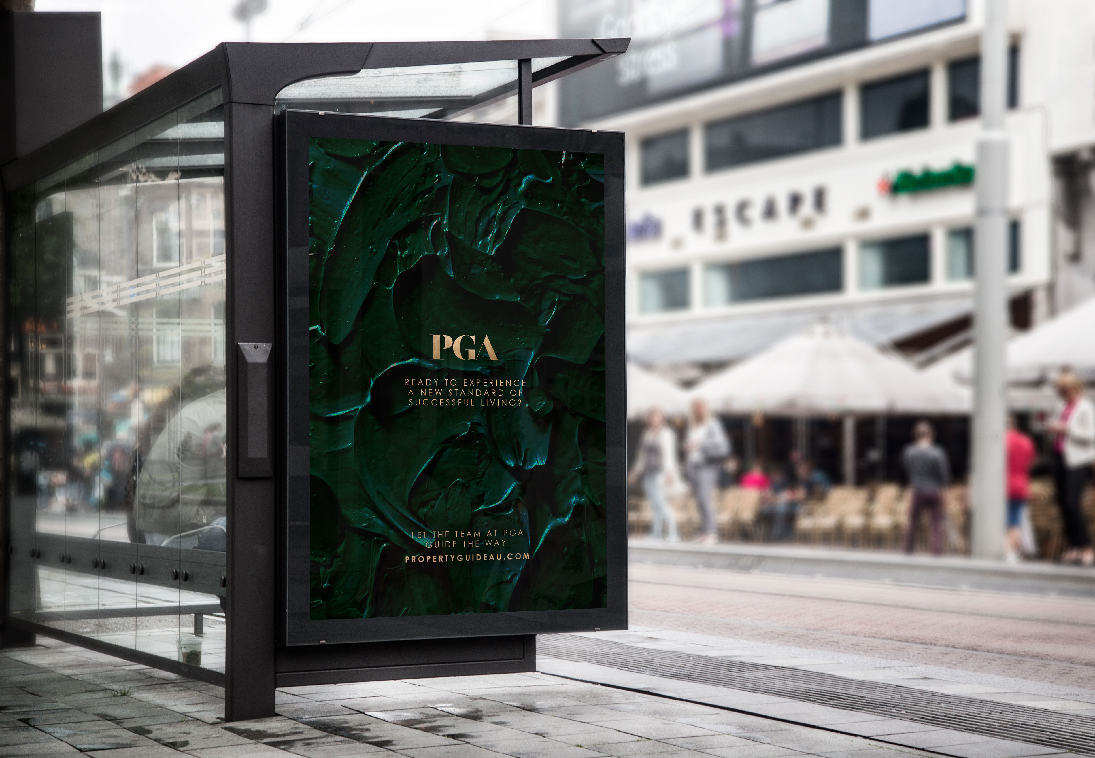 PGA | Signage