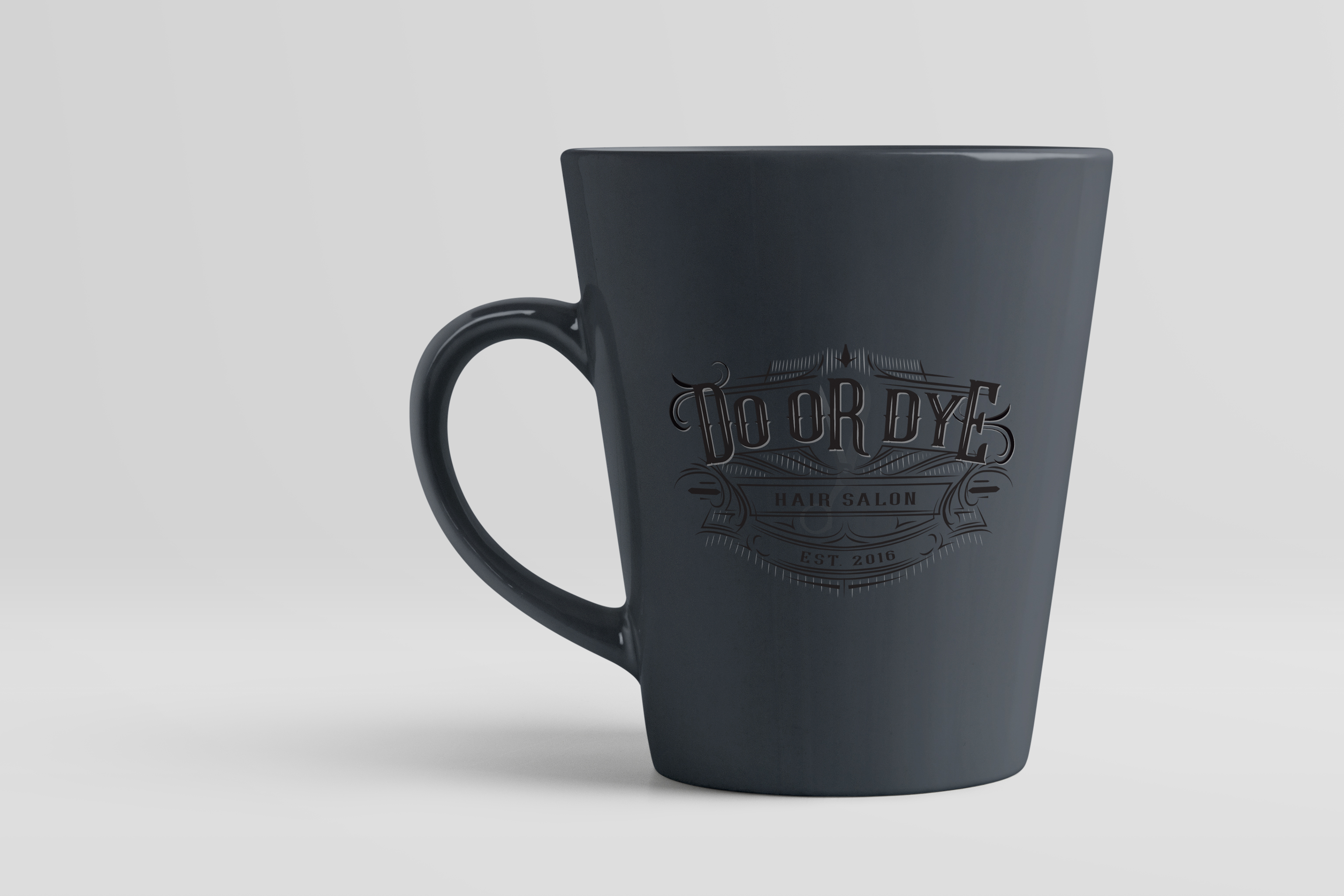 Do or Dye | Mug Design