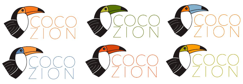 Cocozion | Logo Development