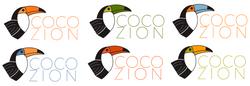 Cocozion   Logo Development