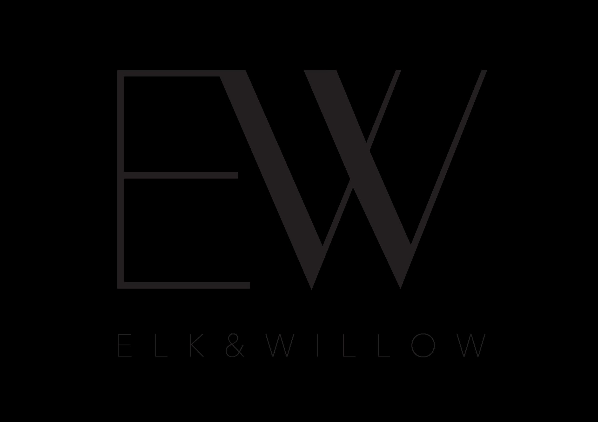Elk & Willow | Identity Refresh