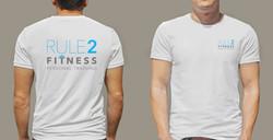 Rule2Fitness   Merchandise Design