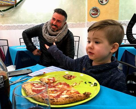 Ciro with Taxi Mister Cab Driver-Naples & Amalfi Coast