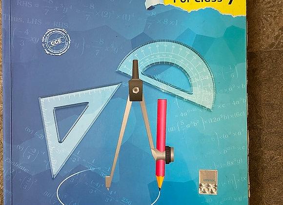 Grade 7 ICSE Maths Textbook
