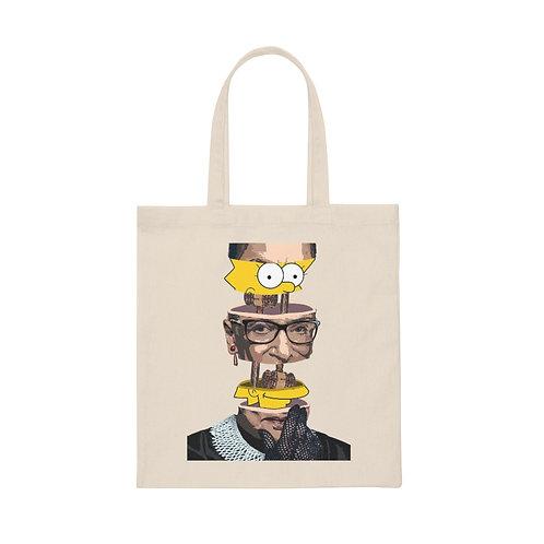 Ruth - Canvas Tote Bag
