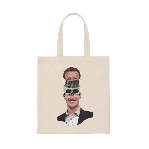 Zuckerborg - Canvas Tote Bag