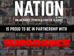Burn Nation partners with Supadance