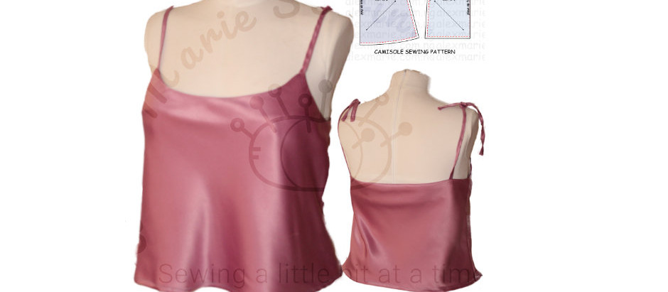 Sewing Pattern #4: Camisole