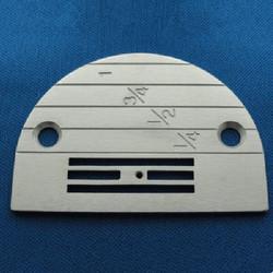needleplate