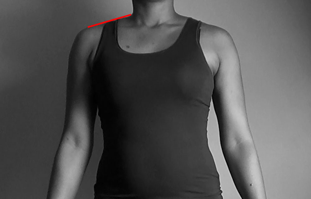 shoulder measurement
