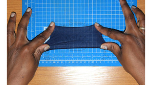 Sewing 114 - Calculating the Stretch in Knit Fabrics