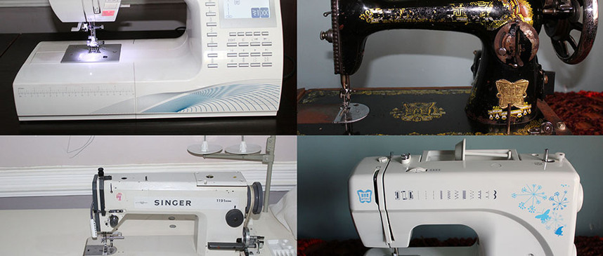 Sewing 102 - What type of Sewing Machine should I get?