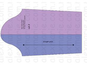 Sewing 205 - Pattern Drafting: Basic Sleeve