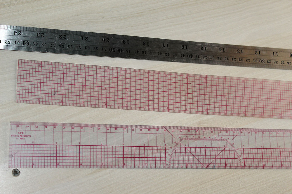 straight drafting rulers grid rulers